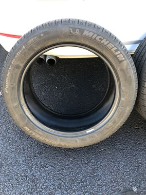 Michelin Primacy MXM4 Runflat Tires 225/50R17 for Sale in Centreville, VA