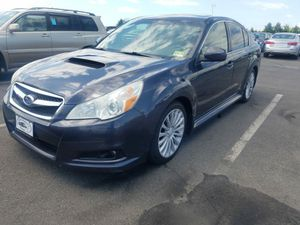 Subaru legacy gt turbo 6 speed 2010 for Sale in Queens, NY
