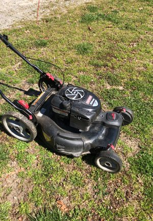 Craftsman self-propelled 22 inch cut 190 Cc for Sale in Midlothian, VA -  OfferUp