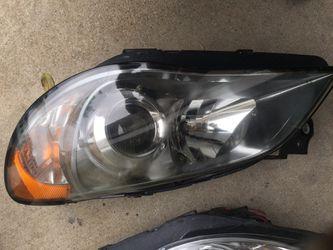 Subaru WRX headlights Thumbnail