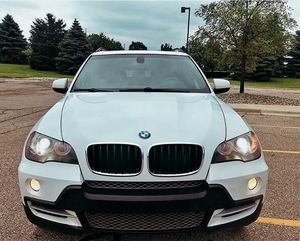 Photo Runs great White BMW X5 3.0 06