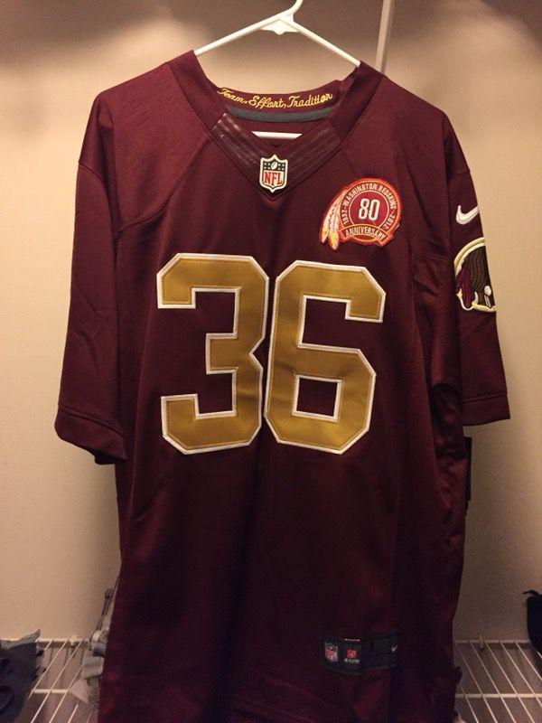 DJ Swearinger Men's Redskins Jersey - Large