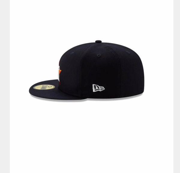 ee465fba53608 Houston Astros New Era Travis Scott x Houston Astros 59FIFTY Fitted Hat -  Navy