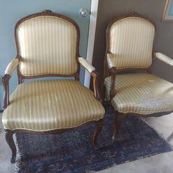 Apair French chair Thumbnail