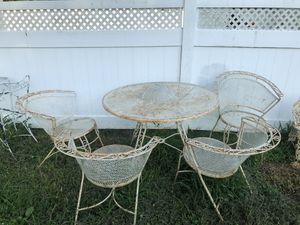 Used Patio Furniture Sets.New And Used Patio Furniture For Sale In Wilmington De Offerup