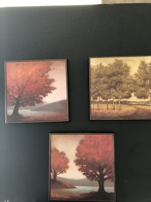 3 10x10 Art Pictures for Sale in Warrenton, VA