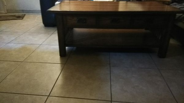 Coffee Table And End Table For Sale In Colton CA OfferUp - Colton coffee table