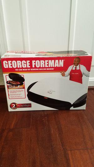 George Foreman indoor grill for Sale in Manassas, VA