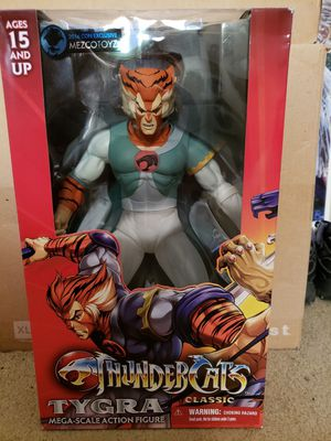 Thundercats Tygra Mega-Scale Action Figure for Sale in Spring Valley, CA