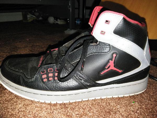 size 40 570ea ee5bb Air Jordan 1 flight 2 basketball shoes size 12