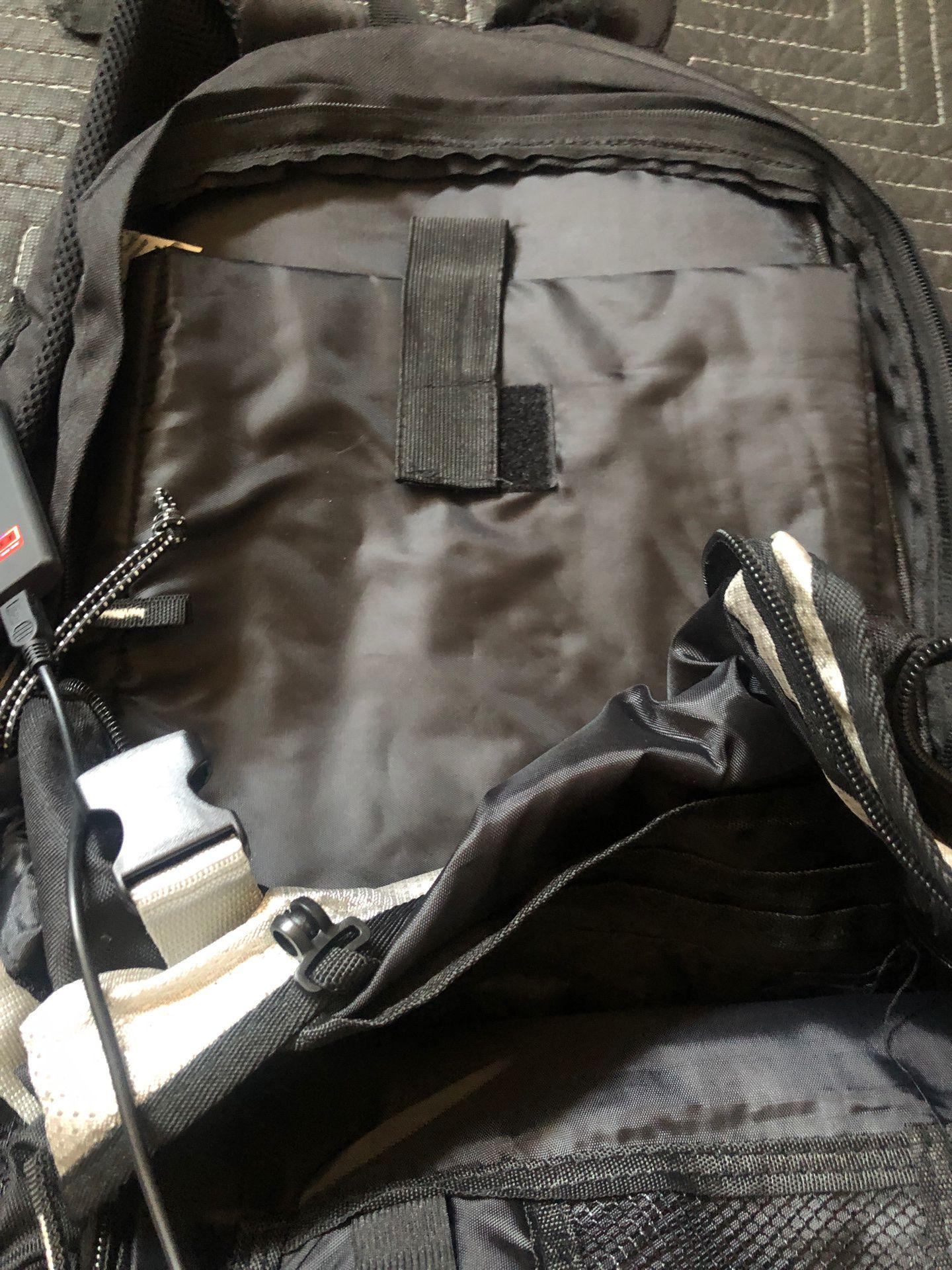 Smart Solar backpack
