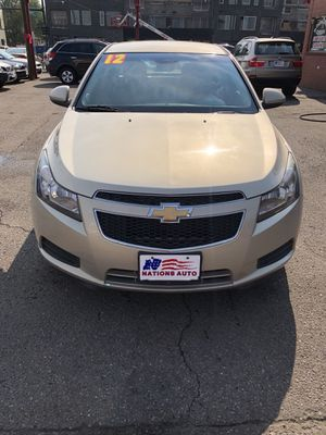 2012 Chevy Cruze for Sale in Denver, CO