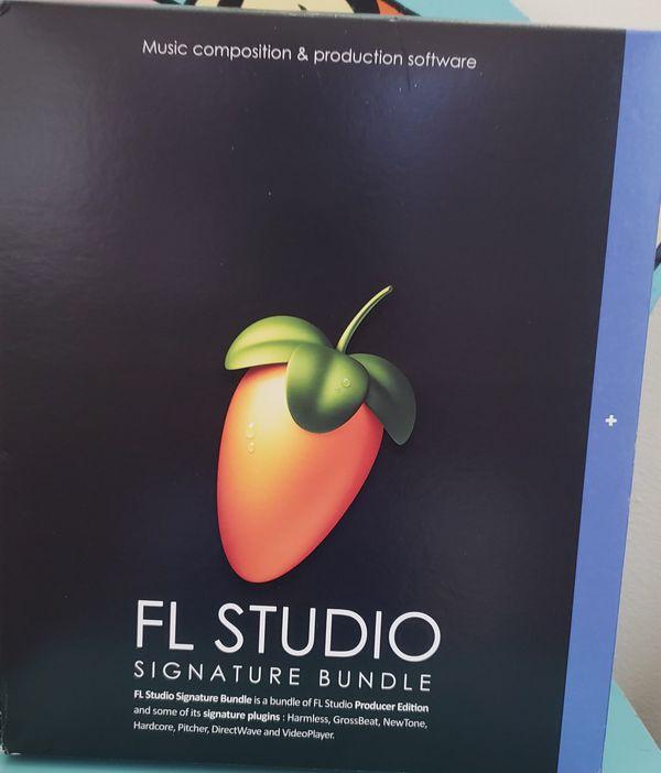 FL STUDIO 20 SIGNATURE BUNDLE for Sale in Richmond, VA - OfferUp