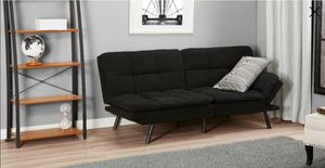 Mainstays Memory Foam Futon, Multiple Finishes for Sale in Fort Lauderdale, FL
