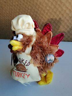 Gift Idea Dan Dee Singing and Dancing Turkey Collector's Choice Thumbnail