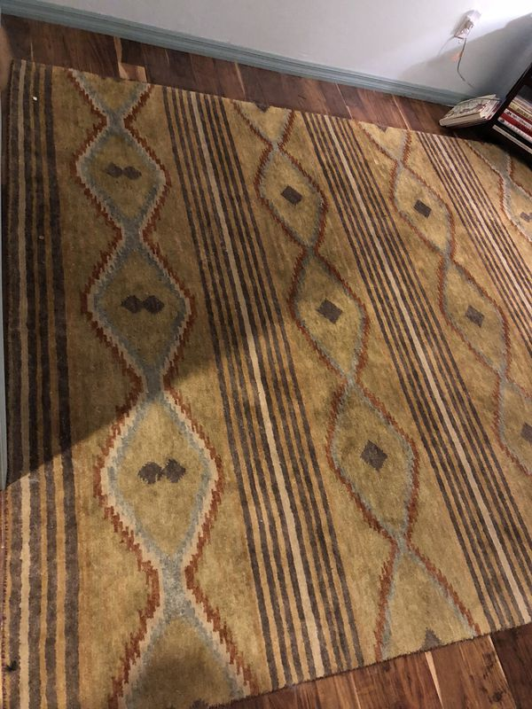 Wool Rug 8x10 For Sale In Carlsbad Ca Offerup