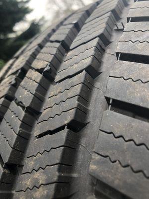 Photo Michelin Defender Tires 265/75/16