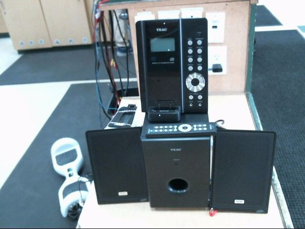 TEAC Stereo System with Subwoofer for Sale in Houston, TX - OfferUp