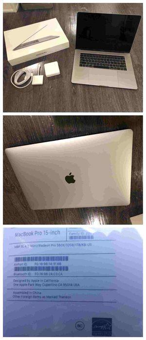 Apple MacBook Pro i9 for Sale in Austin, TX