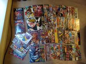 Comic Book Lot - 76 Issues - Various (Marvel, Image, etc.) for Sale in Oakton, VA