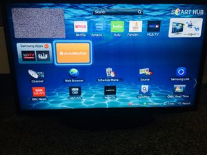 Samsung 32 inch LED Smart TV series 5 for Sale in Kent, WA