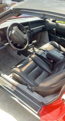 1990 Cadillac Allante Thumbnail