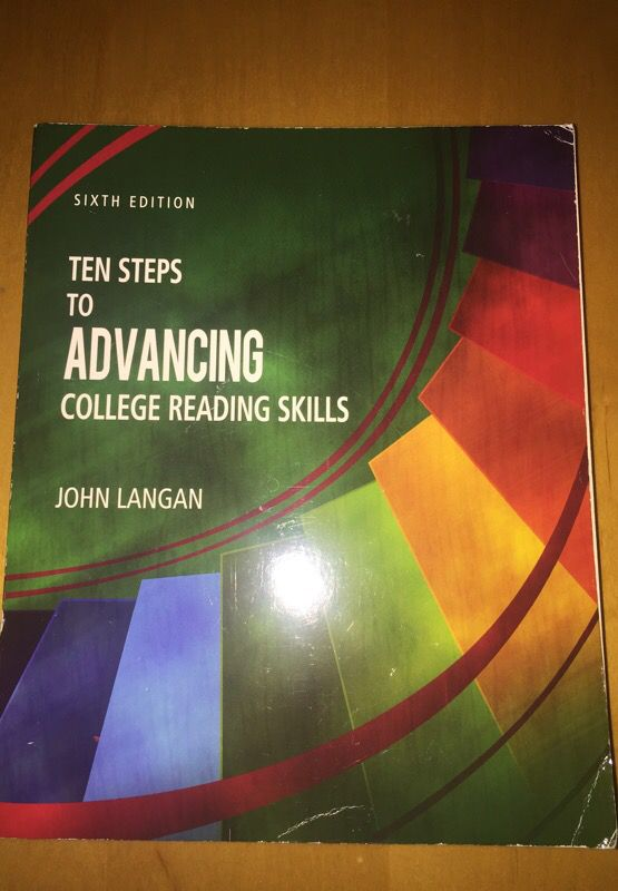 Ten steps to advancing college reading skills 6th edition by john open in the appcontinue to the mobile website fandeluxe