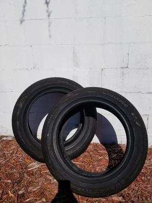Pirelli P7 Runs Flat Tire for Sale in Orlando, FL