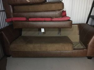 Sectional Sofa and Ottoman for Sale in Miramar, FL