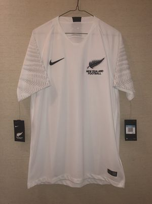 Nike 2018 New Zealand Home Jersey 893890-100 size Men's M for Sale in Brecksville, OH