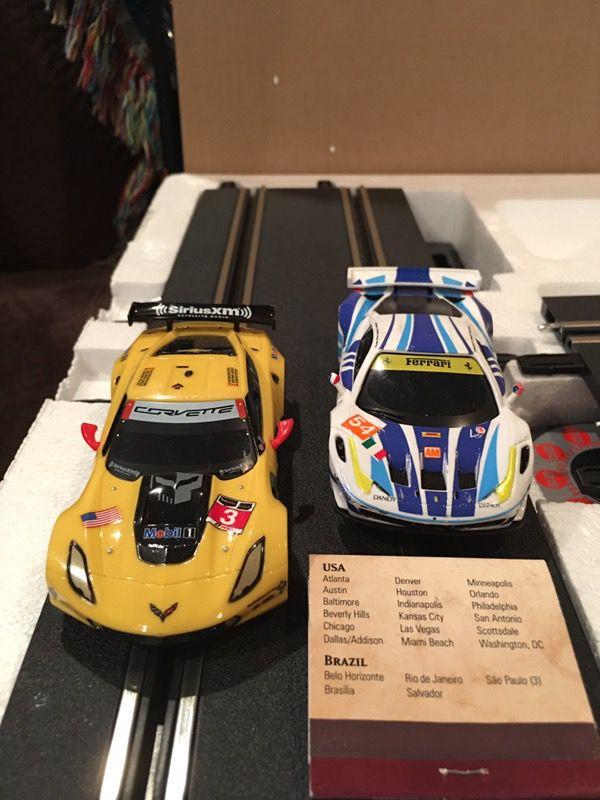 Carrera Slot Car Race Track W Extras Toys In Enterprise Al Offerup