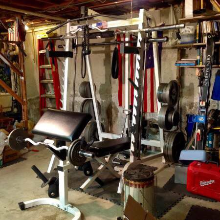 Parabody Smith Machine Serious Steel With Every Option For