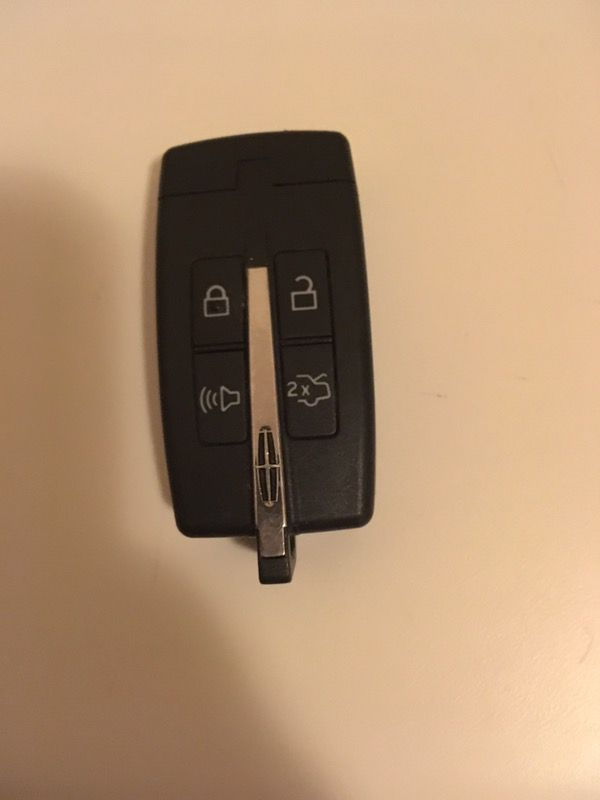 Lincoln programmable key fob for Sale in Acworth, GA - OfferUp