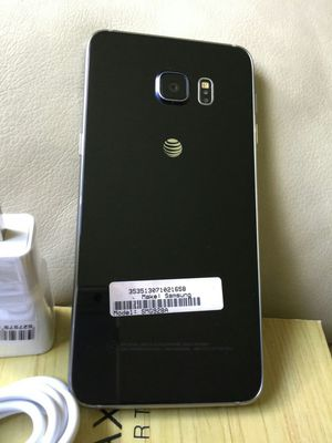 Samsung Galaxy S 6 edge plus , UNLOCKED . Excellent Condition ( as like New) for Sale in Springfield, VA