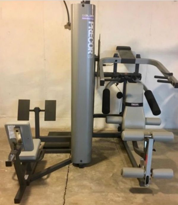 Leg Press For Sale >> Precor S3 21 Home Gym With Leg Press For Sale In Houston Tx Offerup