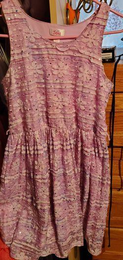 Girl Dresses Size 18  Thumbnail