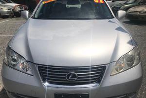 2007 Lexus ES350 *Silver* Runs Excellent!!! for Sale in Alexandria, VA