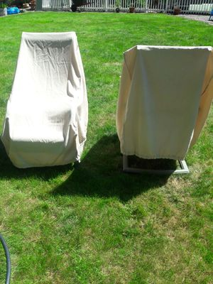 OUTDOOR FURNITURE COVERS ($8 EACH) for Sale in Lakewood, WA
