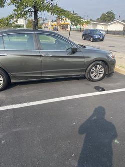 2013 Honda Accord Thumbnail