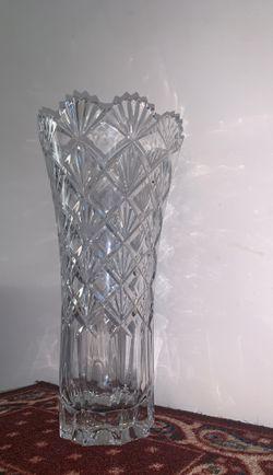 Crystal vase Thumbnail