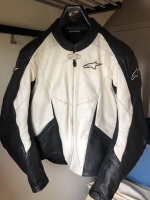 Alpine stars armored riding jacket for Sale in Portland, OR