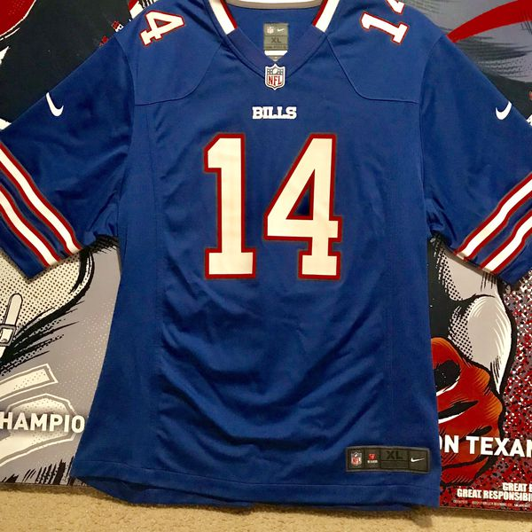 huge selection of b7116 9d8a4 Buffalo Bills:Sammy Watkins Nike On Field Jersey for Sale in Houston, TX -  OfferUp