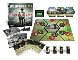The Walking Dead dice board game for Sale in Washington, DC