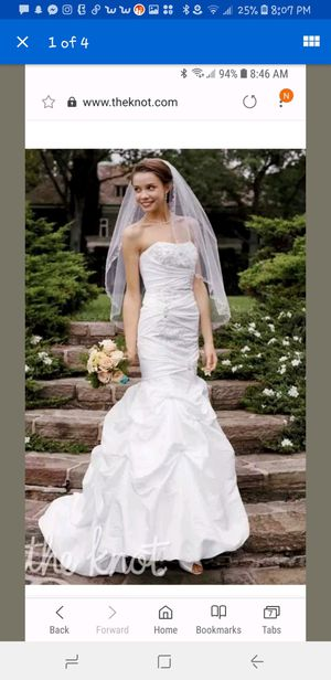 caa9ca998f523 New and Used Wedding dresses for Sale in Oak Lawn