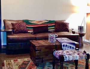 New and Used Leather sofas for Sale in Fort Worth, TX - OfferUp