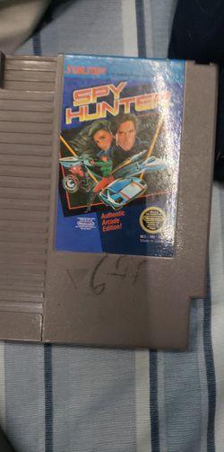 Original NES Nintendo And 10 games Thumbnail