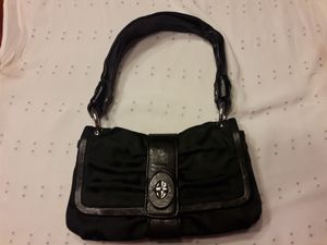 Coach Op Art Canvas Purse for Sale in Columbus, OH