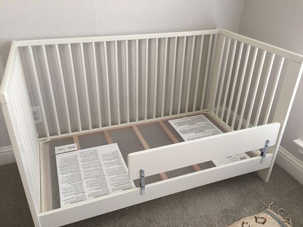 Ikea Gulliver Convertible Crib