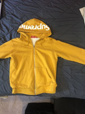 48d1c968 New and Used Supreme hoodie for Sale in Denver, CO - OfferUp