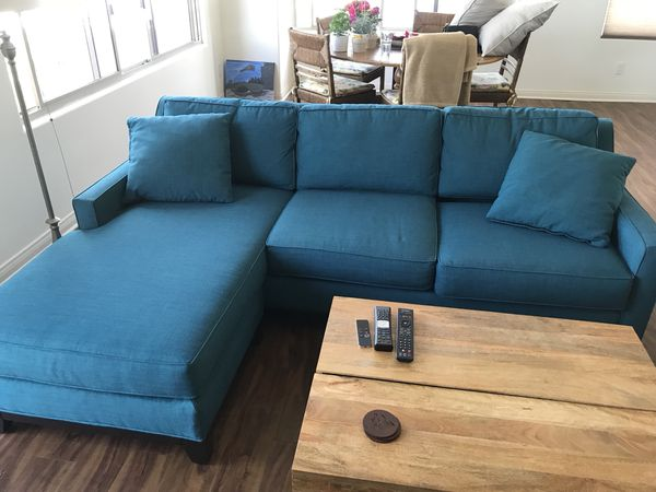 Pleasant Keegan 90 Fabric Sofa With Chase Lounge For Sale In San Bralicious Painted Fabric Chair Ideas Braliciousco